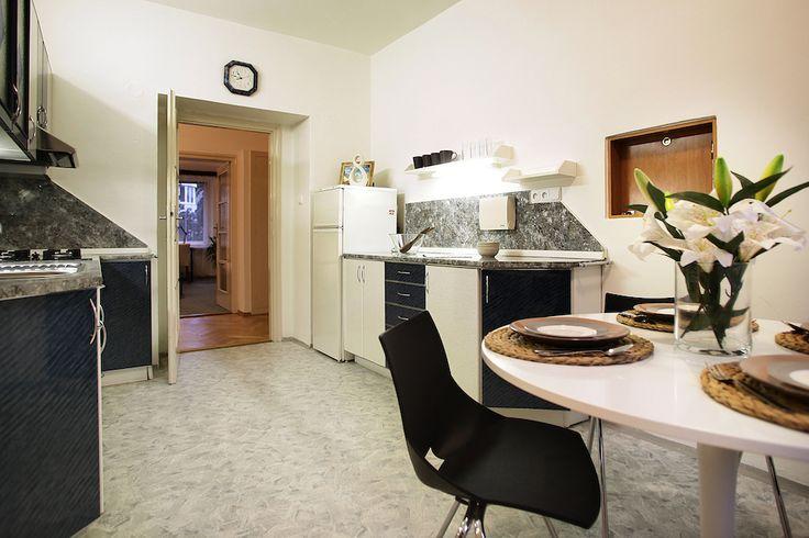 Kuchyně po využití služby Home Staging