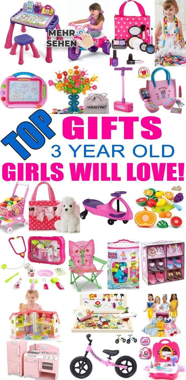 Die ultimative Liste der besten Spielzeuge für 3 jährige