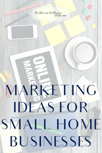 Some Unique And Not So Unique Marketing Ideas For Home Business Owners
