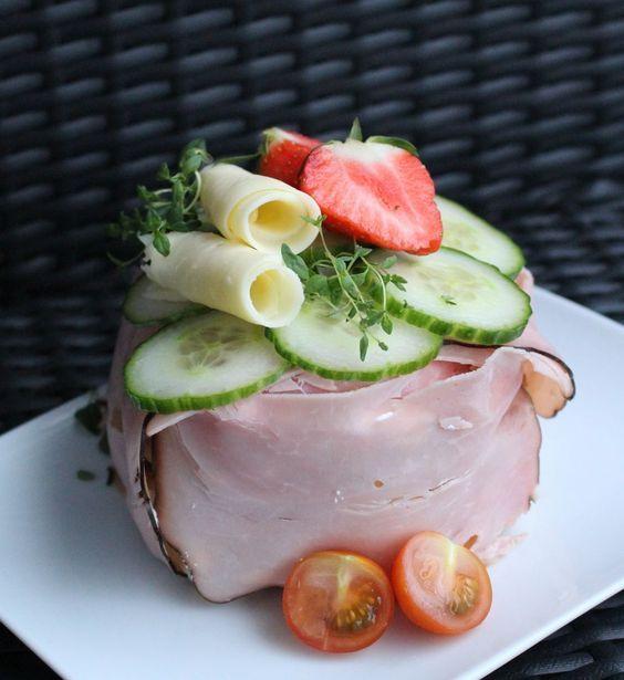 matildalagar.blogg.se - Smörgåsbakelse med skinka och ägg