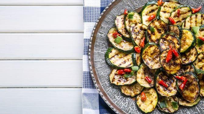 Na grilovanie môžete použiť rôznu zeleninu