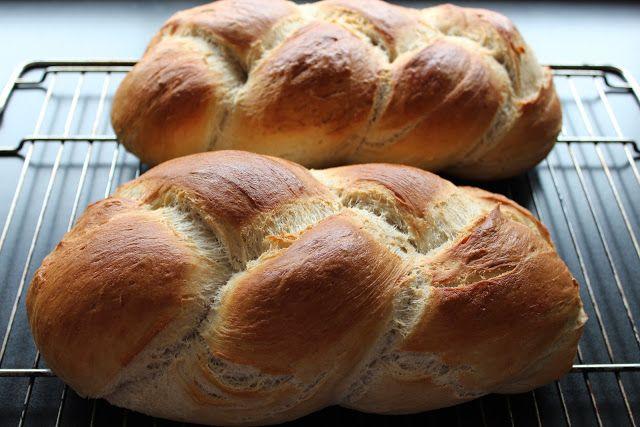Ager bager: Hurtige fletfranskbrød