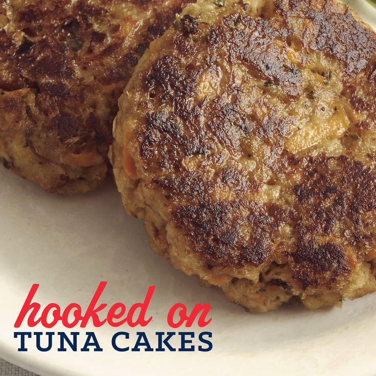 Tuna Fish Cakes With Stuffing