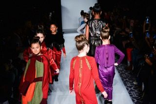 Isossy Children showcased their AW16 collection at the Affinia Hotel in New York for New York Fashion Week  http://www.isossychildren.com/ http://www.alegremedia.co.uk/ #alegremedia Image Credit: Adnan Mohamea