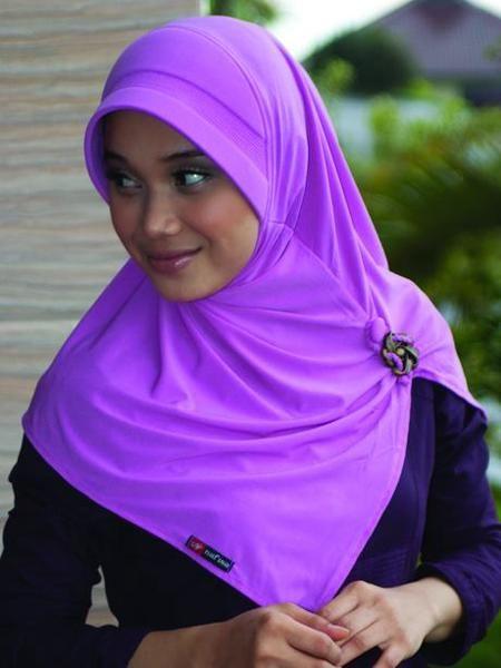 Jilbab Nafisa Kerudung Nf 10 T