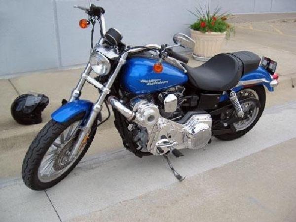 2004 Harley Dyna Super Glide