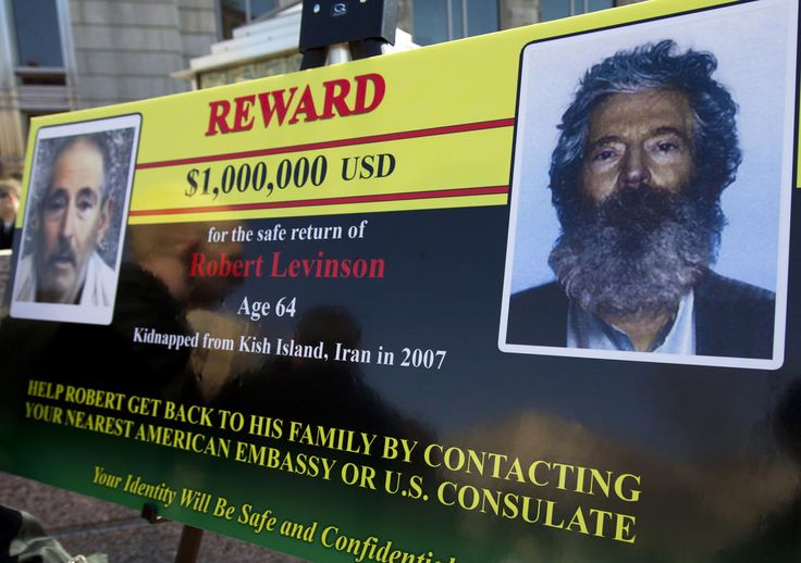 FBI creates Facebook page in Farsi for case of missing former agent Robert Levinson #Cronaca #iNewsPhoto