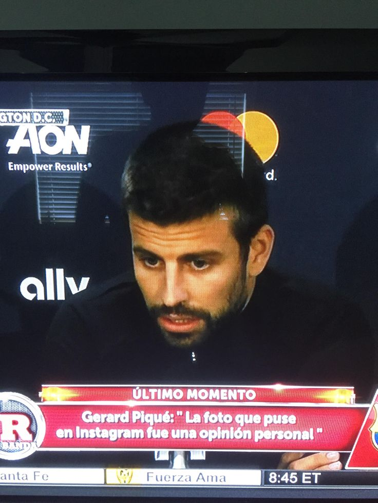 "Gerard Pique on Instagram post with Neymar - ""It was just a personal opinion"""