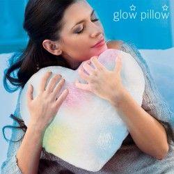 Almohada LED Corazón Glow Pillow