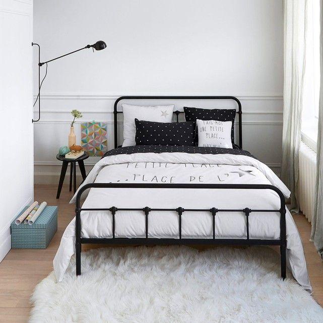 Les 25 meilleures id es de la cat gorie sommiers anciens sur pinterest bricolage ressorts de - Taille d un lit 2 personnes ...