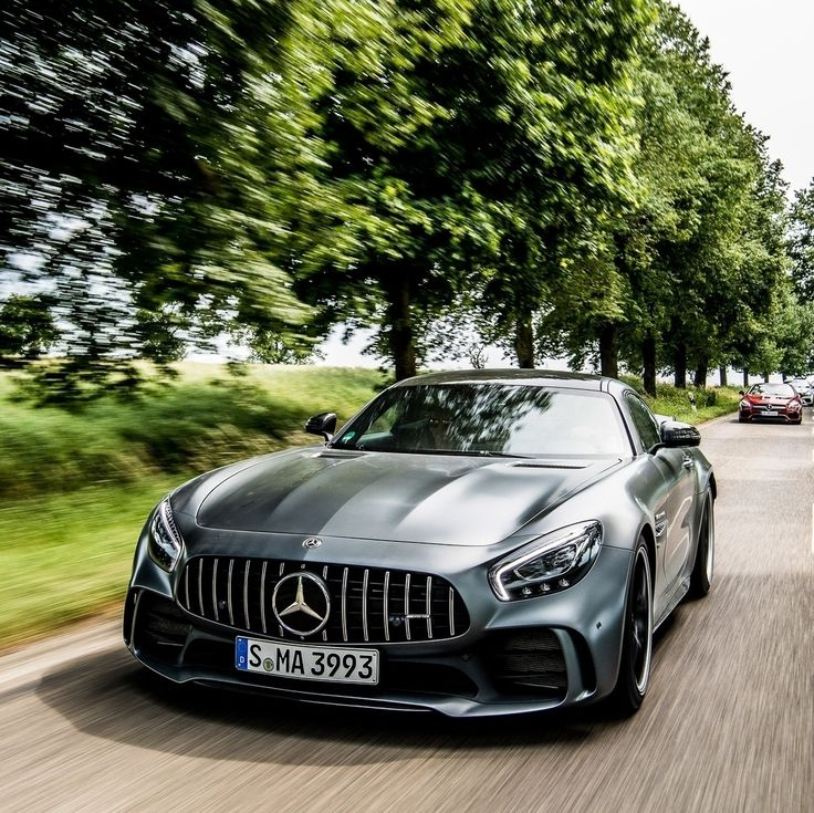 Longstanding AMG partner @iwcwatches celebrated AMG's 50th anniversary by inviting 15 participants to the IWC Watchmaking Class Experience by AMG. This included a nice road trip with, among others, the Mercedes-AMG GT R.  #AMG50Years #MercedesAMG #Mercedes #AMG #DrivingPerformance #IWC [Fuel consumption combined: 17.0–11.4 l/100 km | combined CO2 emissions: 397–259 g/km | http://amg4.me/Efficiency-Statement]