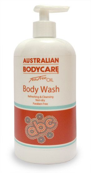 Australian Bodycare Tea Tree Body Wash 500ml Australian Bodycare Tea Tree Body Wash 500ml: Express Chemist offer fast delivery and friendly, reliable service. Buy Australian Bodycare Tea Tree Body Wash 500ml online from Express Chemist today! (B http://www.MightGet.com/january-2017-11/australian-bodycare-tea-tree-body-wash-500ml.asp