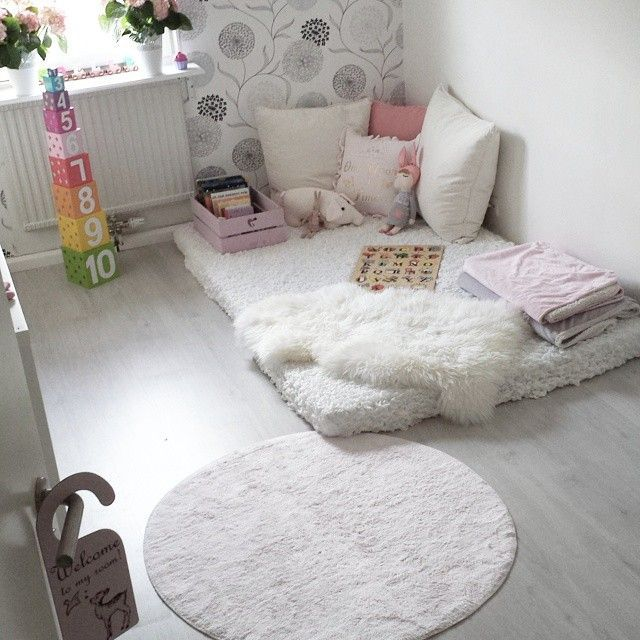 mommo design: GIRLY READING NOOKS