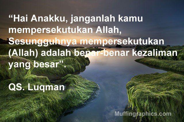 Kata Bijak Islami Bergambar Lucu Kata Kata Mutiara Islami