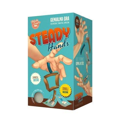 STEADY HANDS - od 49,17 zł, porównanie cen w 23 sklepach. Zobacz inne Gry dziecięce, najtańsze i najlepsze oferty, opinie.