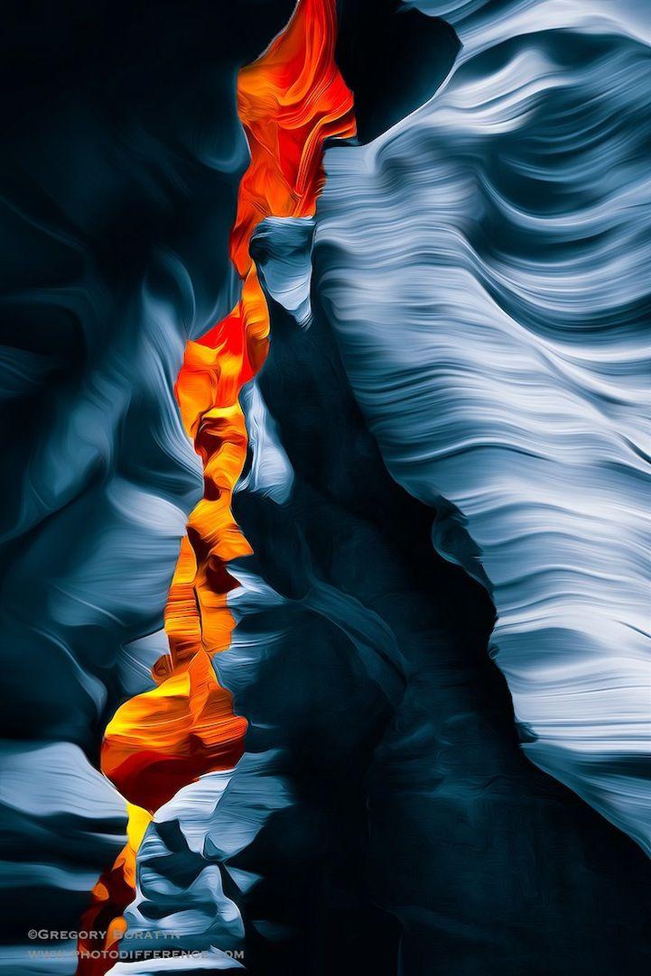 Spectacular Photos From Inside Arizona's Antelope Canyon - My Modern Metropolis