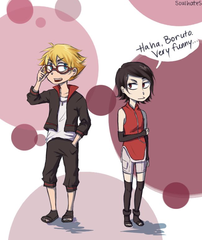 70 Best Images About Boruto On Pinterest