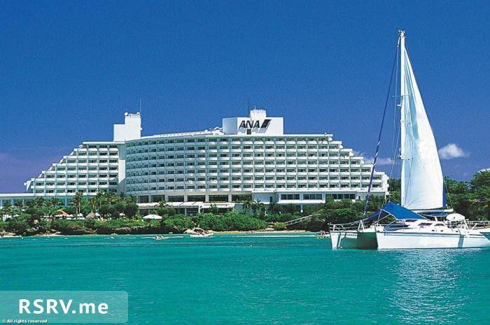 Фото отеля Manza Beach Hotelк (Manza Beach Hotelк), Manza Beach Hotel 5*, Остров Окинава, Япония