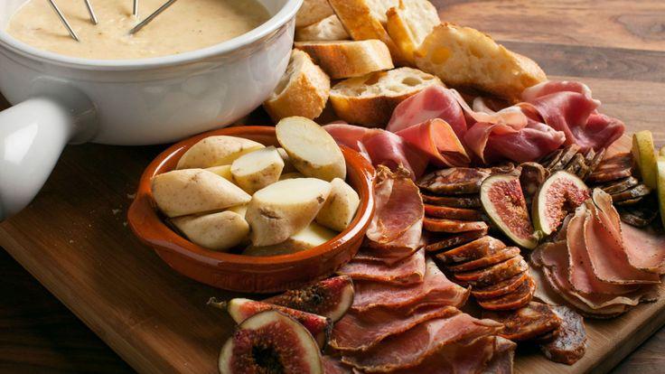 Fondue au fromage à l'Alexander | Zeste