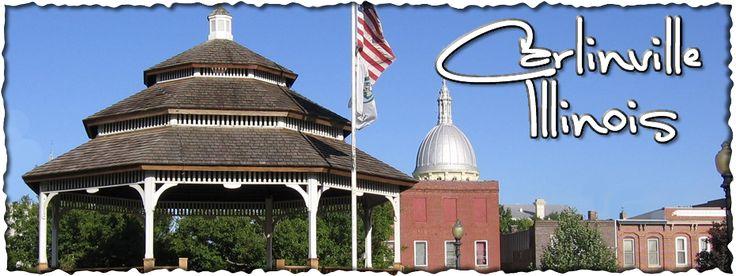 City of Carlinville, Carlinville Illinois