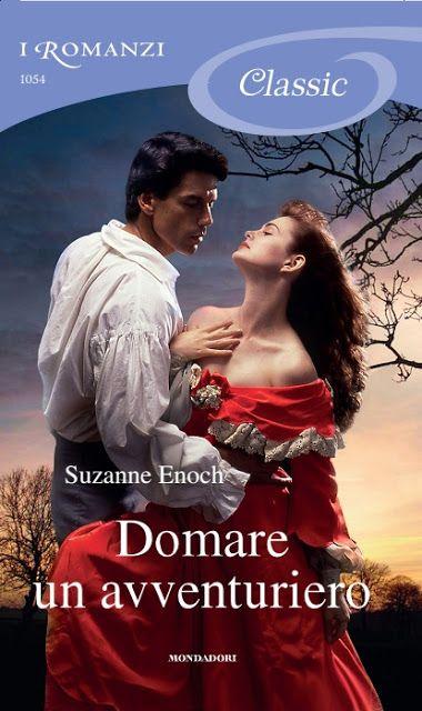 Leggo Rosa: DOMARE UN AVVENTURIERO di Suzanne Enoch