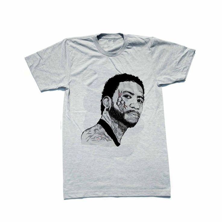 Gucci Mane Grey Tee (Unisex) // T-shirt // Babes & Gents // www.babesngents.com