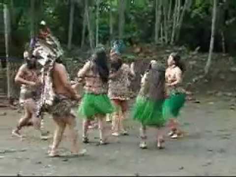 DANCE    INDIGENA     AMAZONAS