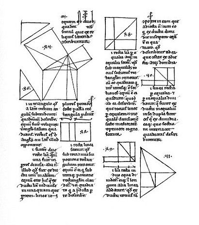 geometry and mathematics in the renaissance The time of the 15th and 16th century is called renaissance (rebirth)  over the  greek idea that the nature can be described best through mathematics  this  lead to a revolution in painting, to a new style in which the main tool was  geometry.