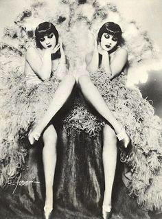 vaudeville 1920s makeup - Google Search