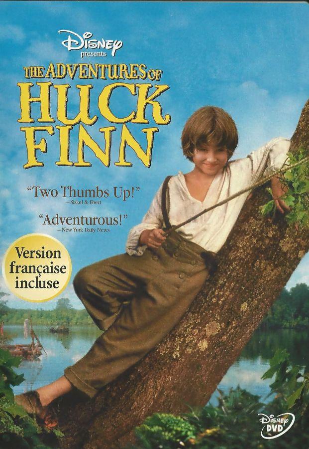 Plotted Huck Finn