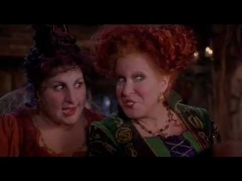 Hocus Pocus (1993) Full Movie (SS you're welcome)