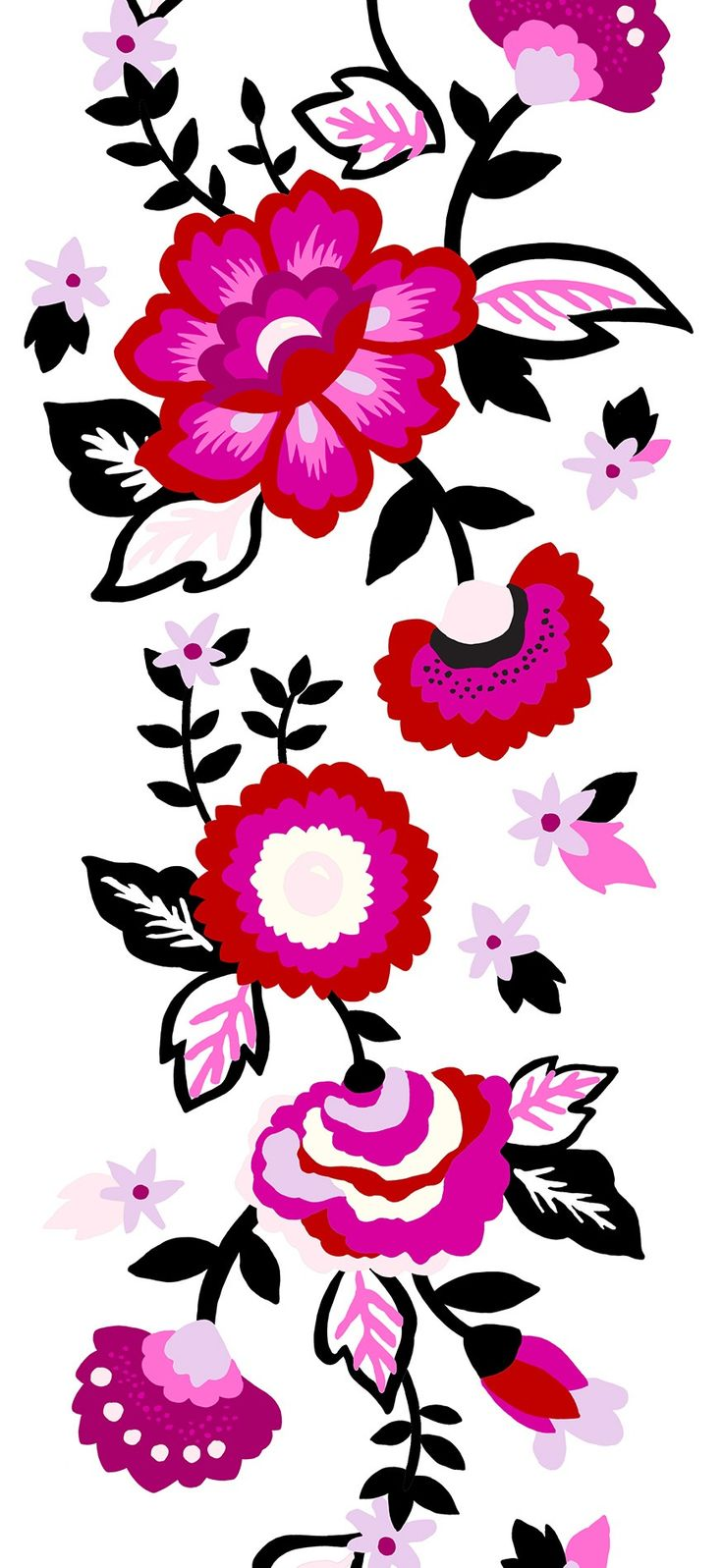 Color printing joliet - Pattern And Print Floral