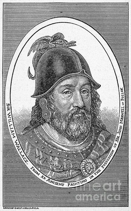a biography of the scottish hero william wallace from braveheart Robert was portrayed by the scottish actor angus shortly after william wallace began his retrieved from .