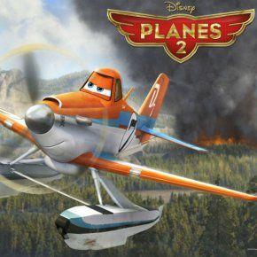 Planes 2: le film d\'animation qui va donner envie aux enfants de devenir pompier!
