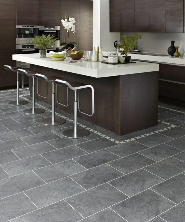 Design Ideas, : Marvellous Kitchen Design Ideas With Dark Charcoal ...