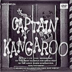 Captain Kangaroo DVD TV Show Bob Keeshan