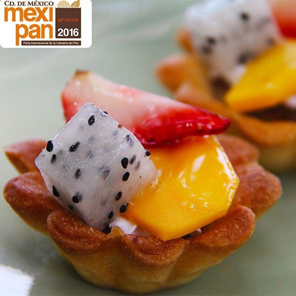 Así se ve #Mexipan: sencillamente delicioso. ¡Te esperamos! #Postre #WTC #Agosto #Expo #Chef #Gourmet #Gourmandaise #México #Recipe #Dessert #Delicious