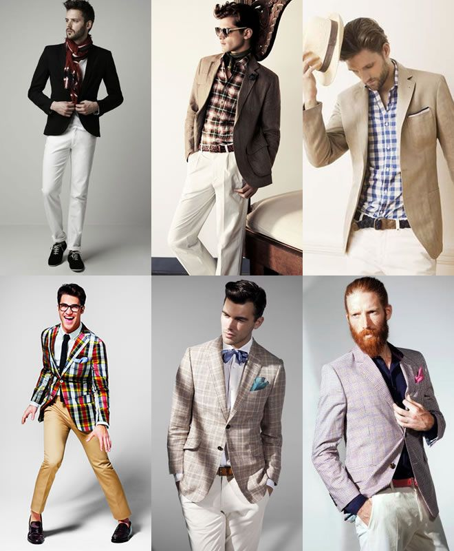 Summer Wedding Outfit Ideas: Casual Wedding Outfit For Men
