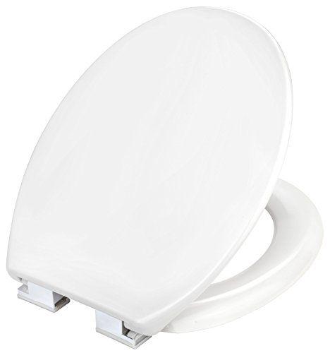 wc deckel mit absenkautomatik weiß