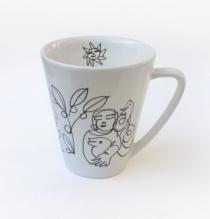 Mirka Mora Mug $19.95