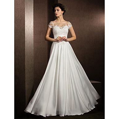 46 best weisse kleider images on Pinterest   Homecoming dresses ...