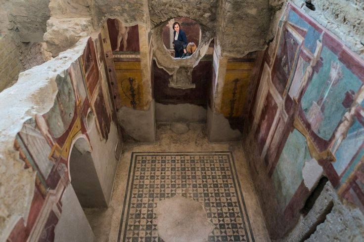 Ancient Pompeii Is Alive Again as Italian Officials Unveil Six Restored Ruins   Smart News   Smithsonian