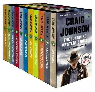 The perfect gift for Longmire fans: a boxed set of the first eleven mysteries in the New York Times bestselling Longmire Mystery series With the hit television series Longmire capturing millions of vi