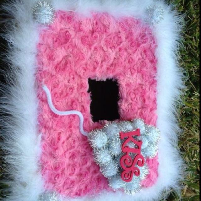 Valentineu0027s Box Idea For Girls.
