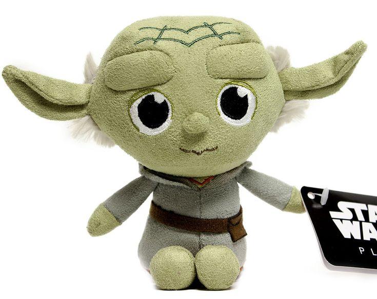 FUNKO Star Wars Plush Master Yoda - Smugglers Bounty Exclusive - New, Mint Condition. #Funko #StarWars #Collectibles