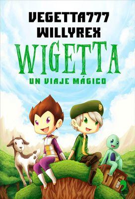 Una historia ilustrada e interactiva que se inspira en el mundo de los videojuegos y en el universo de los célebres Willyrex y Vegetta777Un relato mágico salpicado por ilustraciones y los iconos más representativos del universo de estos dos gamers.