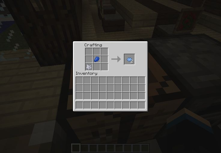 Light Blue Dye - 1 Lapis Lazuli and 1 Bone Meal makes 2 Light Blue Dyes