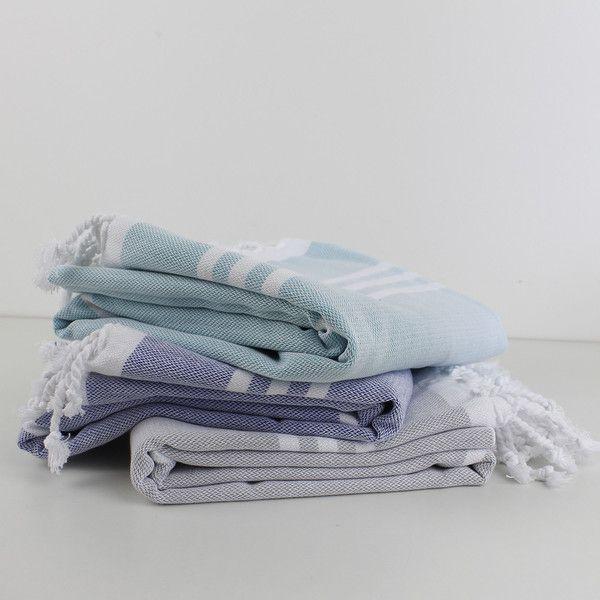 Arda Organic Turkish Towel | Izzy and Jean Co.