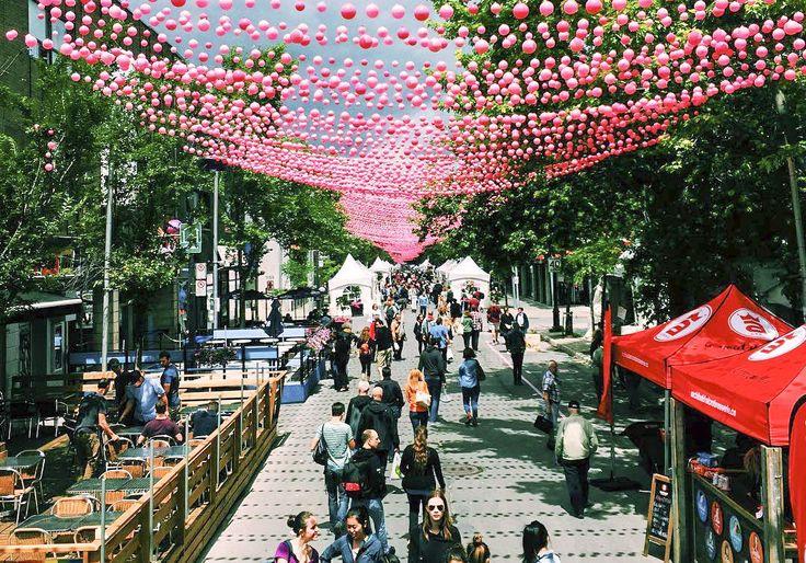 19 endroits magnifiques à Montréal qu'on a hâte de redécouvrir ce printemps
