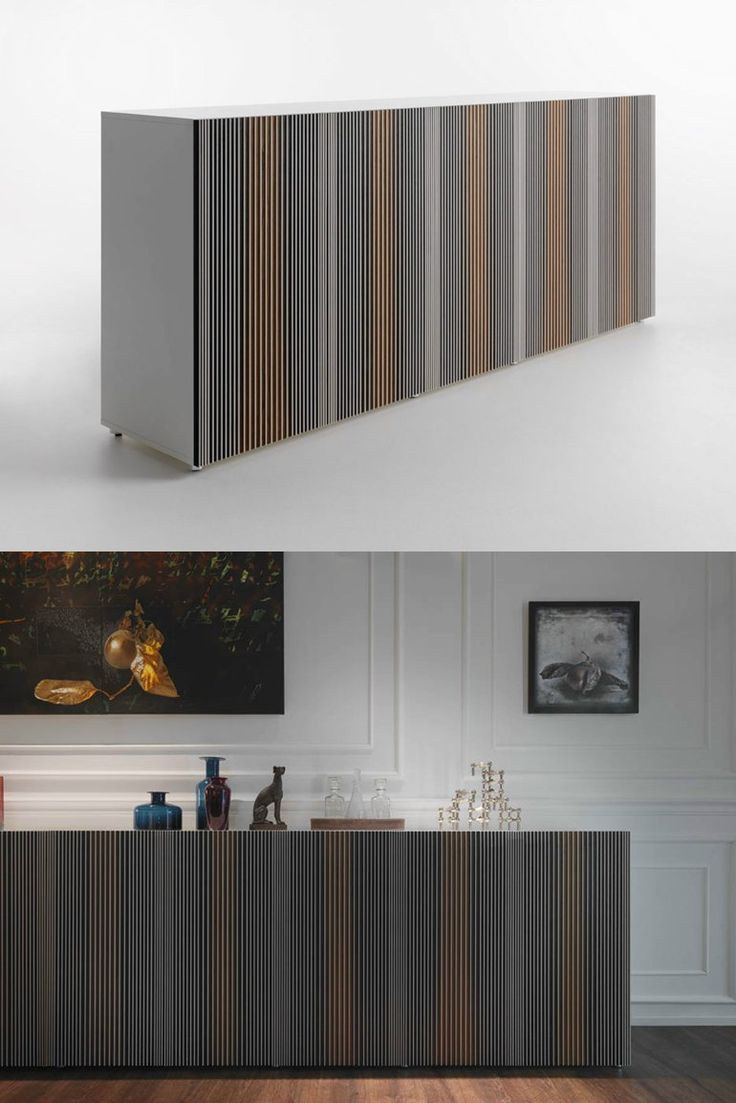 Lacquered sideboard CARLOS by HORM.IT | #design Renato Zamberlan @hormdesign